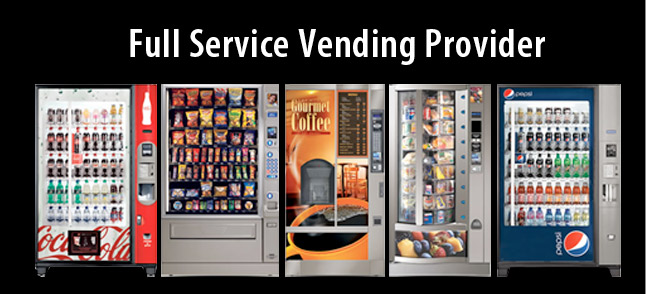 Vending Machines and Office Coffee Service Memphis